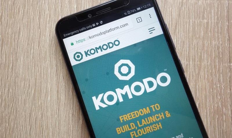 Платформа Komodo забрала у пользователей их криптовалюту