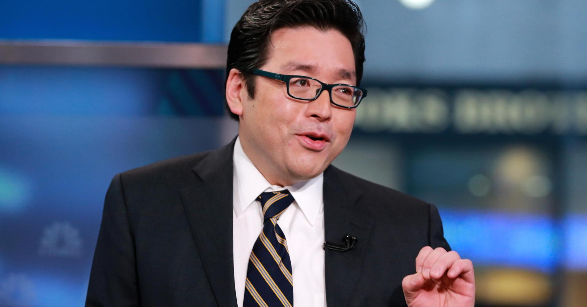 Том Ли: Если биткоин достигнет $10 000, то он сможет добраться до $40 000
