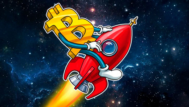 Владелец Squawk Box прогнозирует биткоин по $55 000 к маю