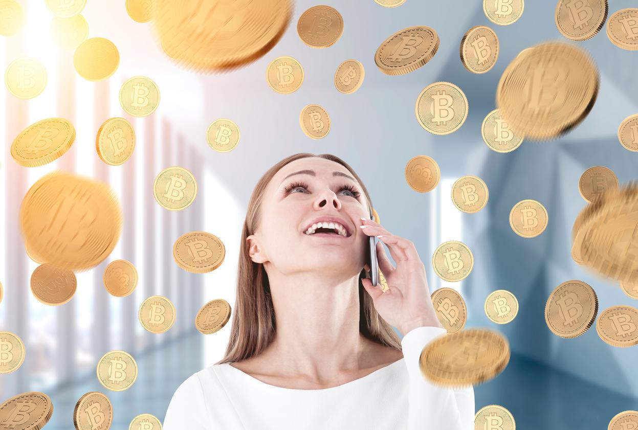 В Европе среди криптоинвесторов 22% являются женщинами