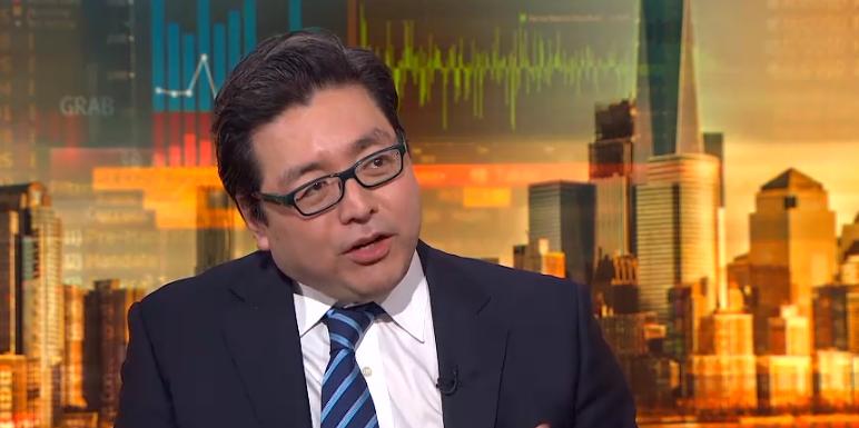 Том Ли: В конце года биткоин может показать стремительный рост
