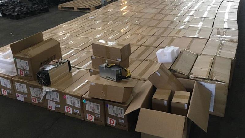 В Иране полиция конфисковала большую партию майнинг-оборудования