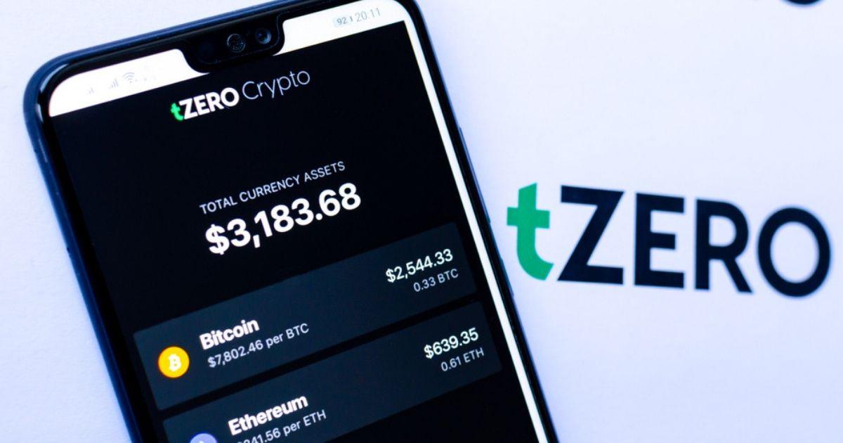 В приложение tZero добавили новую криптовалюту