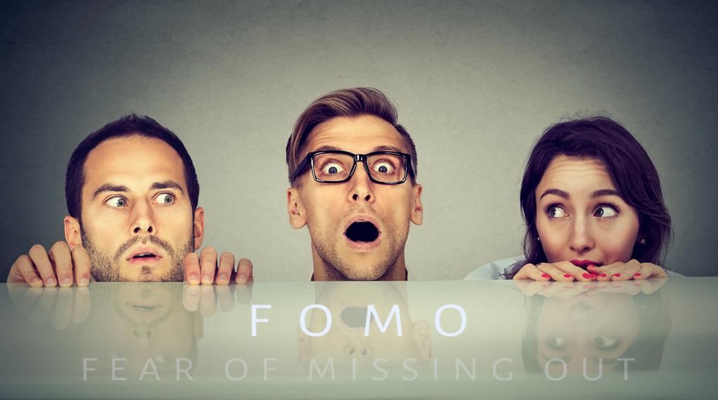 Что такое FOMO и как с ним бороться?