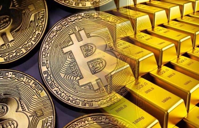 Мнение: Криптовалюты не могут составить конкуренцию золоту