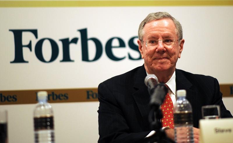 Глава Forbes: Биткоин помогает бороться с авторитарными властями