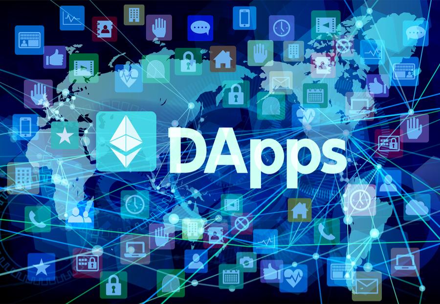 Объемы транзакций DApp обвалились на 40%