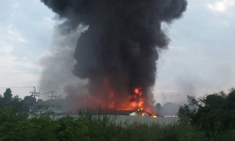 Сгорела майнинг-ферма с оборудованием на миллионы долларов
