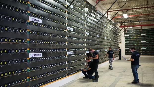Bitfarms устанавливает новое майнинг-оборудование, несмотря на жалобы