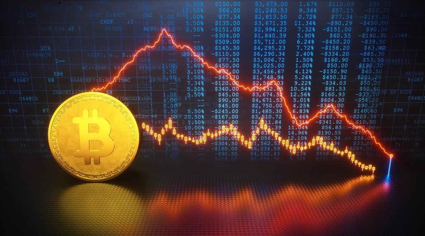 Эксперт: Курс биткоина может упасть до $4500