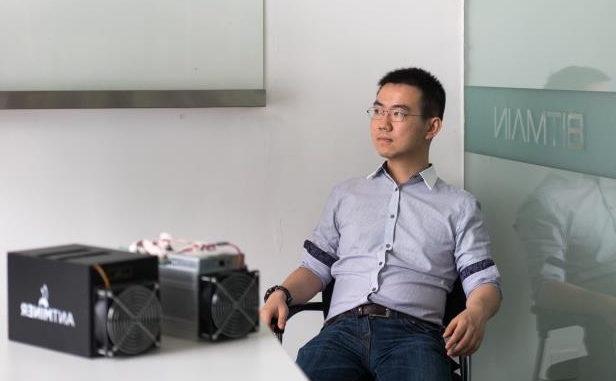 Джихан Ву опять занял должность главы Bitmain