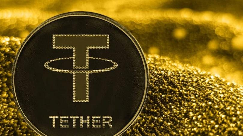 Tether запускает монету подкрепленную золотом