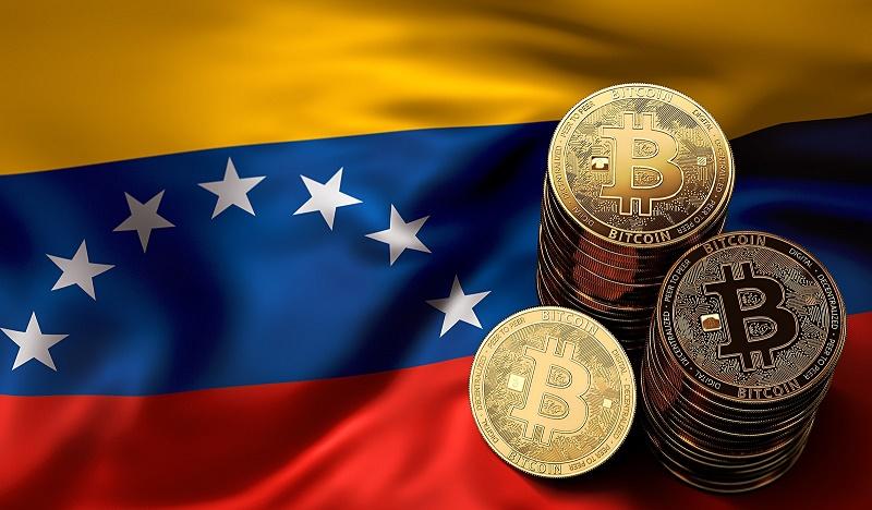 В Венесуэле хотят проводить операции с биткоинами без Интернета