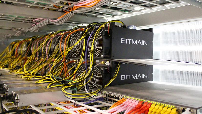 Riot Blockchain модернизирует свою майнинг-ферму