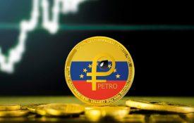 Венесуэльцы продают Petro в 2 раза дешевле официального курса