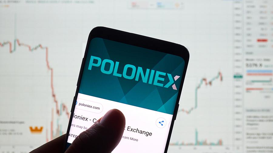 Poloniex удалила часть истории торгов