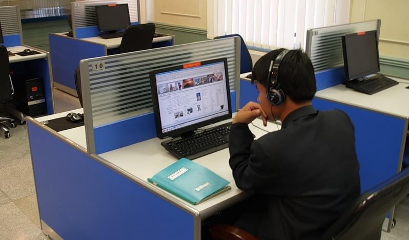 В Северной Корее резко выросло использование Интернета
