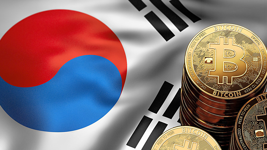 В Южной Корее могут ввести двухступенчатый налог на криптовалюту