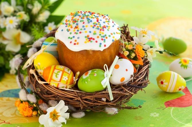 С праздником Пасхи Христовой!