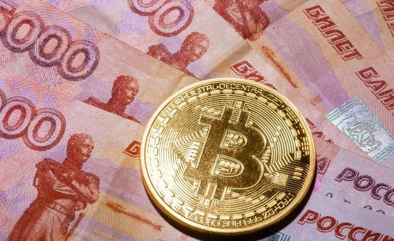 В РФ задержали группу за продажу фальшивых рублей за крипту
