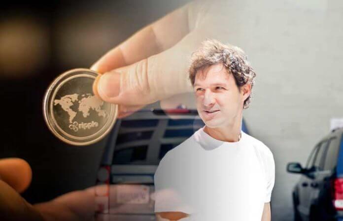 Соучредитель Ripple продал 54 млн. монет XRP