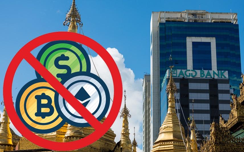 ЦБ Мьянмы заявляет, что криптовалюты вне закона, пользователи это оспаривают