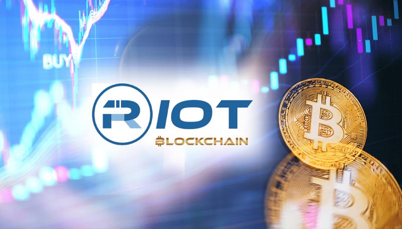 Riot Blockchain приобрела дополнительное оборудование для майнинга на $1,9 млн.