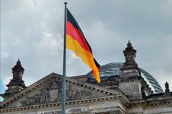 Экономика Германии демонстрирует рекордный спад