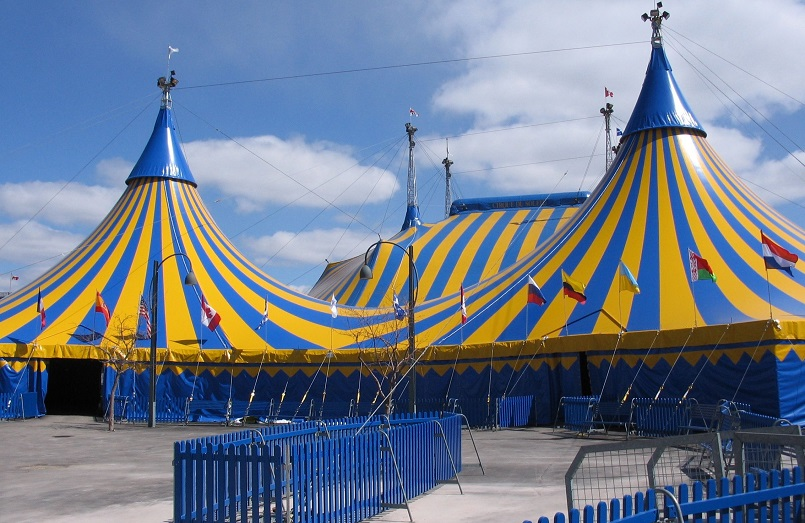 Коронакризис: Цирку «Дю Солей» угрожает банкротство