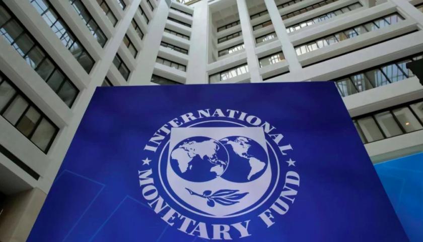 В МВФ ожидают падения мировой экономики почти на 5%