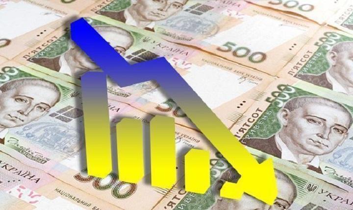 В МВФ ожидают большего падения экономики Украины