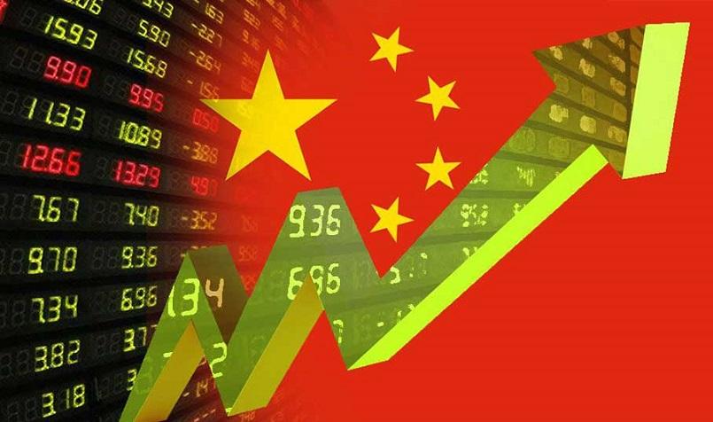 Экономика Китая вернулась к росту в период кризиса