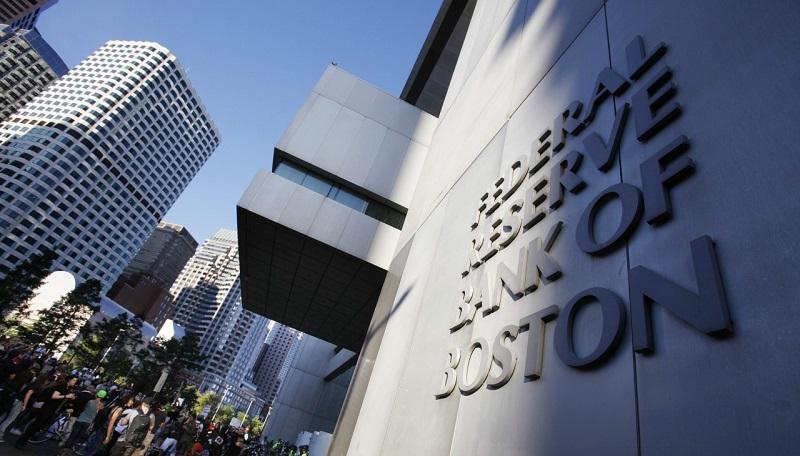 ФРБ Бостона планирует заняться исследованиями в области криптовалют