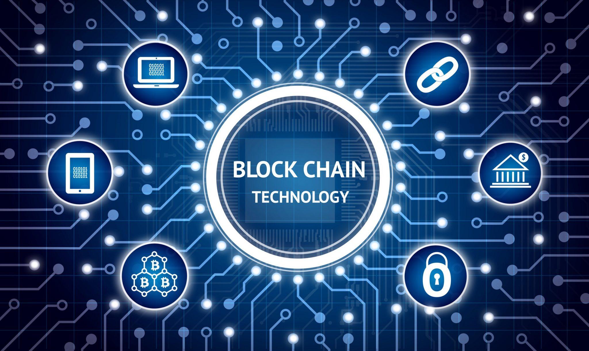 В США ведомства начали активно использовать блокчейн