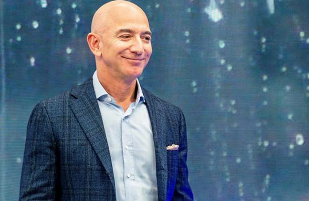 Глава Amazon продал акций компании на $3,1 млрд.