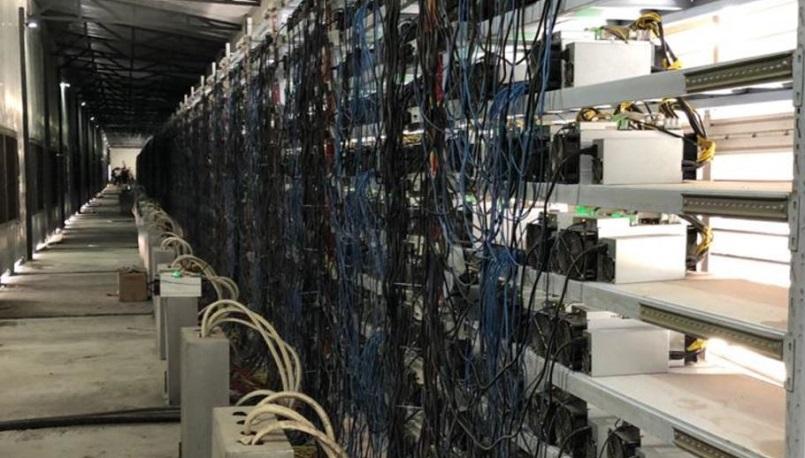 На добычу биткоинов приходится 66% от общего энергопотребления