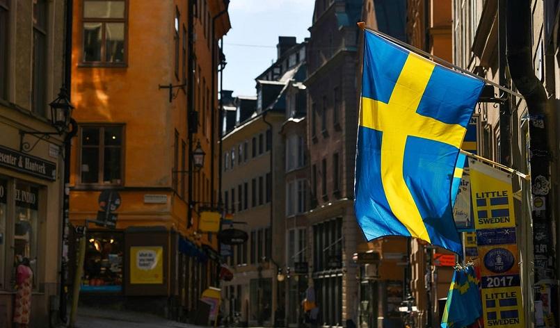 ВВП Швеции обвалилось на 8,6%