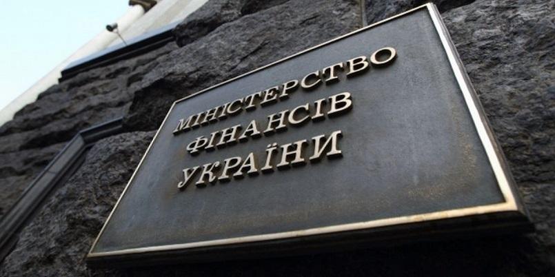 Долг Украины за месяц снизился