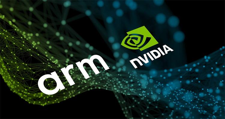 Nvidia потратит $40 млрд. на разработчика мини процессоров