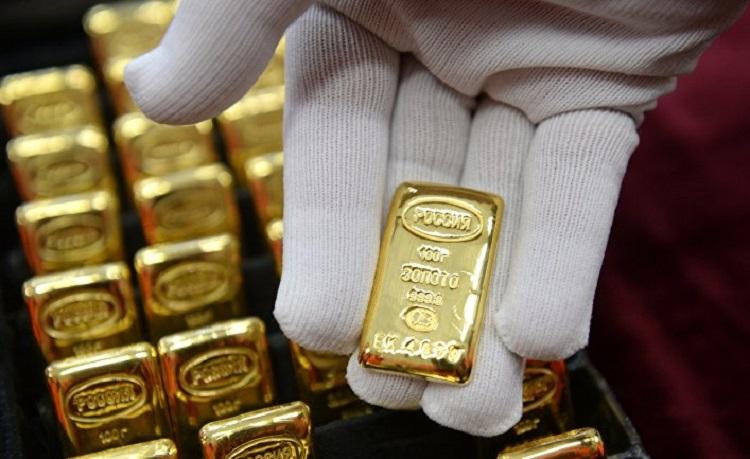 Мировые центробанки минимальный объем золота