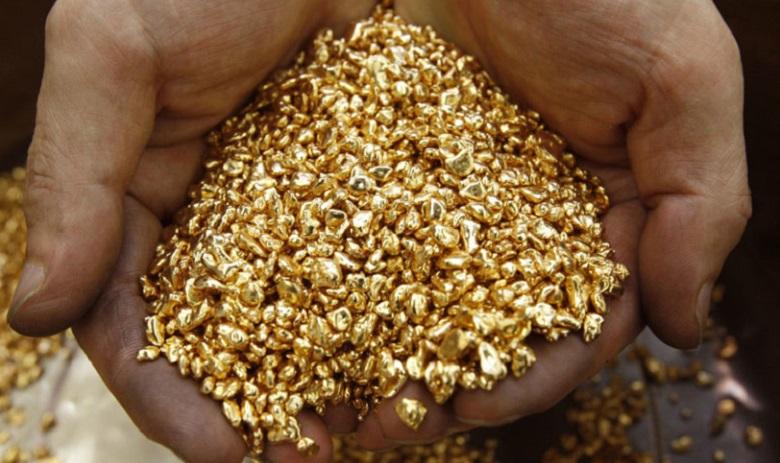 Украина возобновила добычу золота