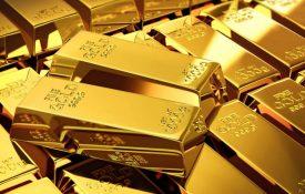 Стоимость золота перешла к росту