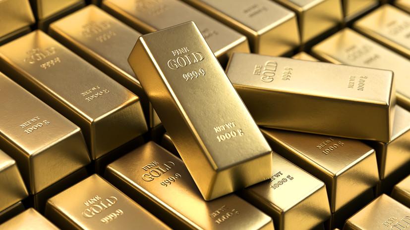Австрийцы хранят у себя в 2 раза больше золота, чем в резервах ЦБ