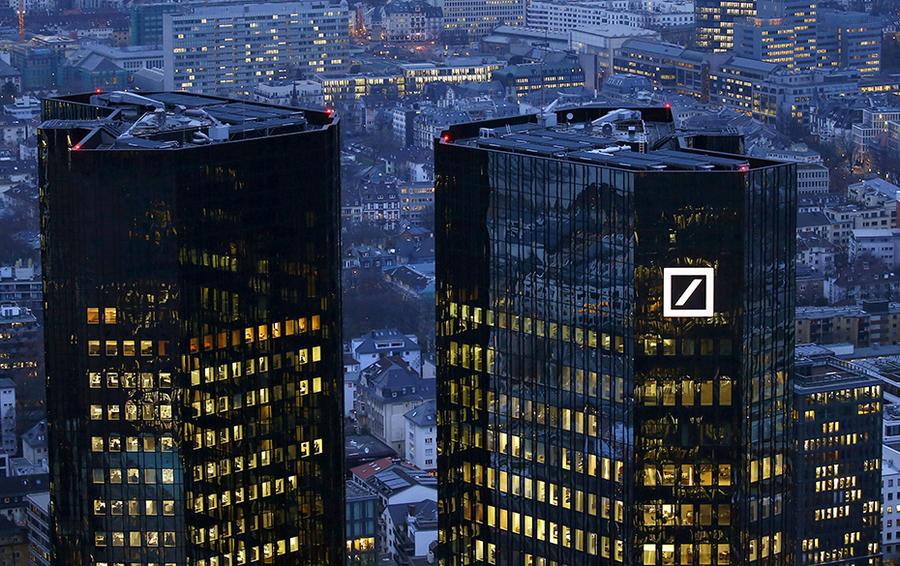 Deutsche Bank предлагает ввести налог для удаленных работников