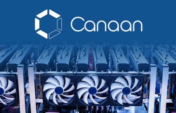 Акции Canaan Creative перешли к падению