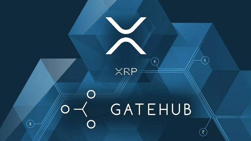 Платформа Gatehub решила поддержать токен XRP