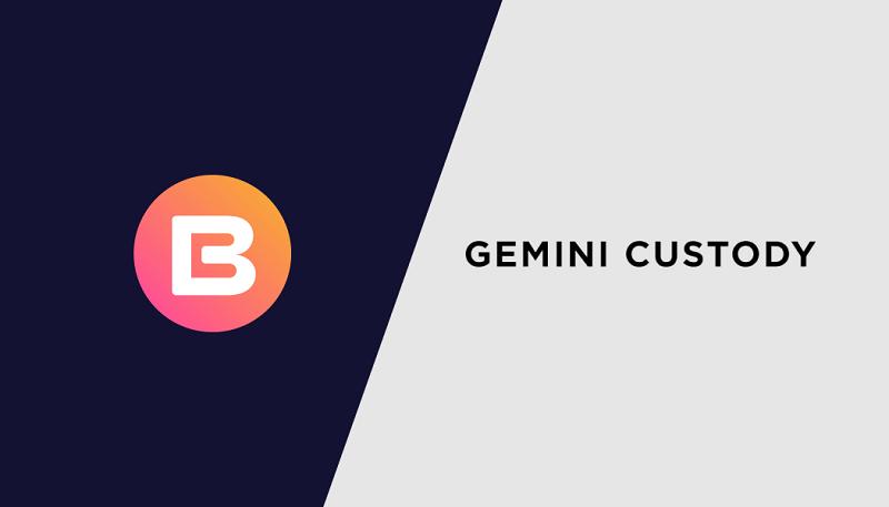 На счетах Gemini Custody объем криптовалюты превысил $10 млрд.