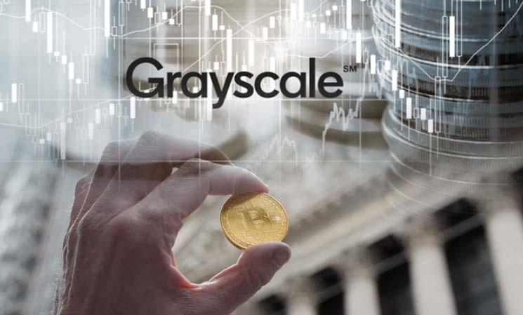 Премия на акции биткоин-траста от Grayscale резко упала