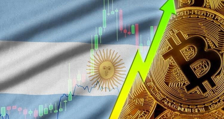 В Аргентине популярность биткоина в 2 раза выше 2017 года