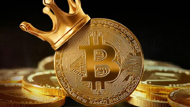 Популярность биткоина приближается к уровню 2017 года
